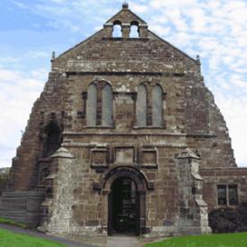 Visit Holme Cultram Abbey